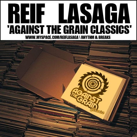 Against The Grain Classics with Reif Lasaga