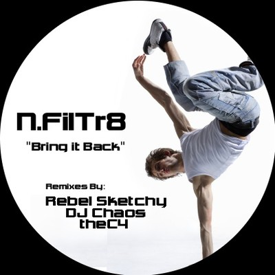 N.FilTr8 - Bring It Back EP (incl. thec4 Remix)