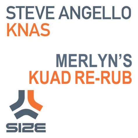 Steve Angello - KNAS (Merlyn's Kuad Re-Rub)