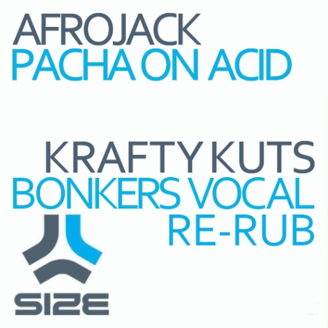 Afrojack - Pacha On Acid (Krafty Kuts Bonkers Vocal Re-Rub)