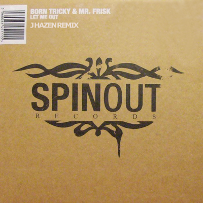 Born Tricky + Mr. Frisk - Let Me Out (J Hazen Remix)