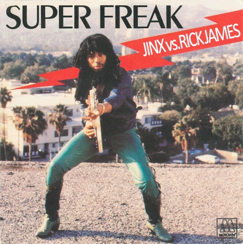 Jinx vs. Rick James - Super Freak