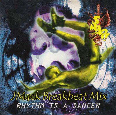 Snap - Rhythm Is A Dancer (JMack Breakbeat Mix)