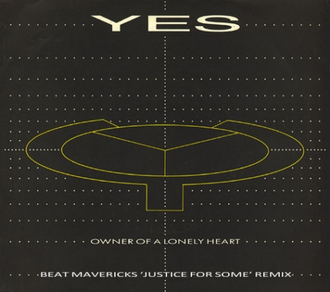 Yes - Owner Of A Lonely Heart (Beat Mavericks 'Justice For Some' Remix)