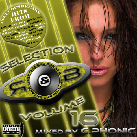 Rhythm & Breaks Selection 016 (26-05-2011) with G.Phonic