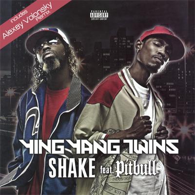 Ying Yang Twins feat. Pitbull - Shake (Alexey Volonsky Remix)