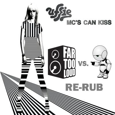 Uffie - MC's Can Kiss (Far Too Loud vs. Paranoid Androidz Re-Rub)