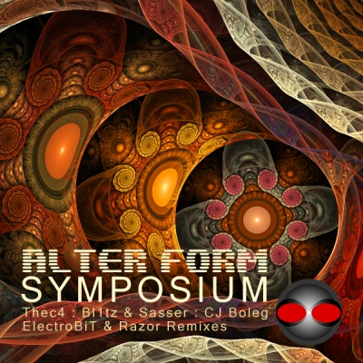 Alter Form - Symposium (incl. Sasser & thec4 Remixes)