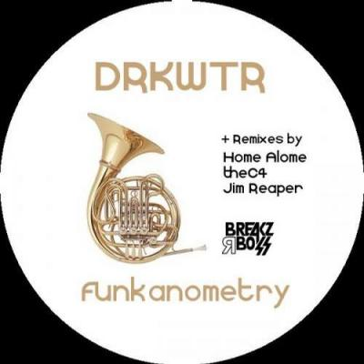 DRKWTR - Funkanometry (incl. thec4 Remix)