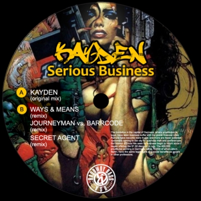 Kayden – Serious Business (Ways & Means Remix)