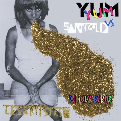 YUM YUM vs. Santigold - Les Artistes - (DJ Icey ReRub)