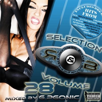 Rhythm & Breaks Selection 028 (17-11-2011) with G.Phonic