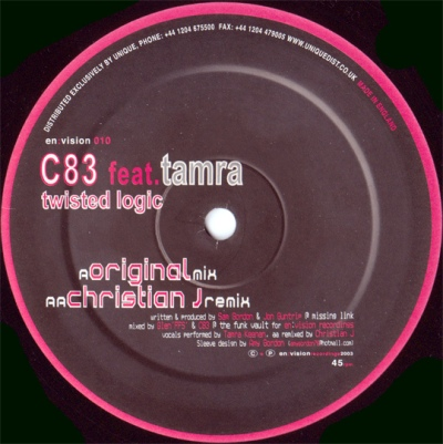 C83 - Twisted Logic (Radio Edit)