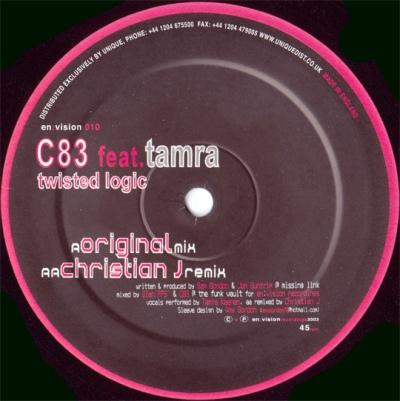 C83 - Twisted Logic (Radio Edit)