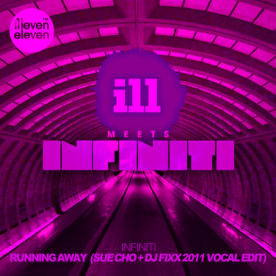 Infiniti - Running Away (Sue Cho + DJ Fixx 2011 Vocal Edit)