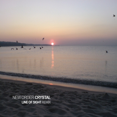 New Order - Crystal (Line of Sight Remix)