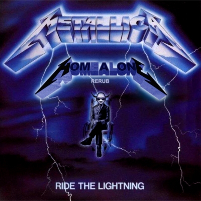 Metallica - Ride The Lightning (Home Alone Re-Rub)