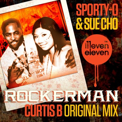 Sporty-O & Sue Cho - Rockerman (Curtis B Original Mix)
