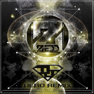 Zedd - Stars Come Out (DJ Hero Re-Rub)