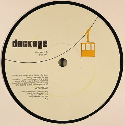 Deckage - The Intro / Bua