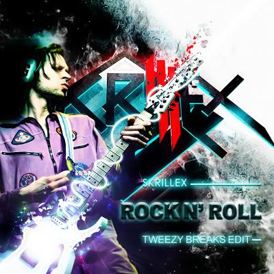 Skrillex - Rock N' Roll (Tweezy Breaks Edit)