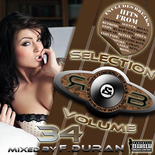 Rhythm & Breaks Selection 034 (09-02-2012) with F.Duran