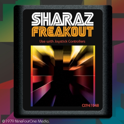 Sharaz - Freakout