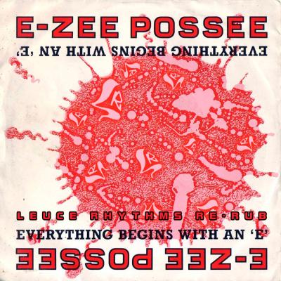 Ezee Posse - Everything Starts With An 'E' (Leuce Rhythms Re-Rub)