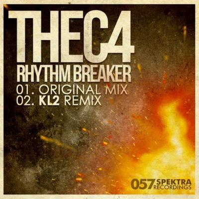 thec4 - Rhythm Breaker (inc. KL2 Remix)