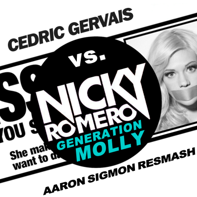 Cedric Gervais vs. Nicky Romero - Generation Molly (Aaron Sigmon ReSmash)