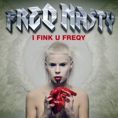 Die Antwoord - I Fink U Freeky (FreQ Nasty ''FreQy'' Remix)