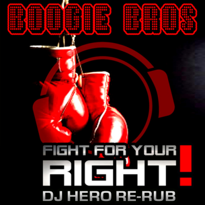 Boogies Bros - Fight For Your Right (DJ Hero Re-Rub)