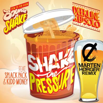 Deekline & Ed Solo - Shake The Pressure (Marten Hørger Remix)