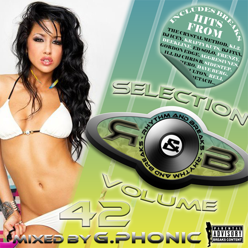 Rhythm & Breaks Selection 042 (31-05-2012) with G.Phonic