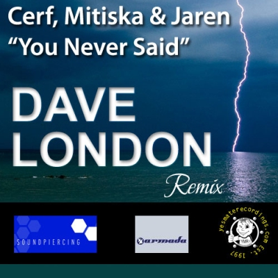 Cerf, Mitiska & Jaren - You Never Said (Dave London Remix)