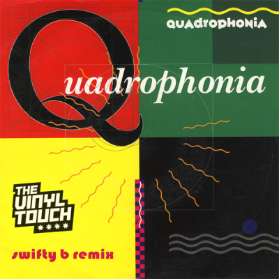 Quadrophonia - Quadrophonia (Swifty B Remix)