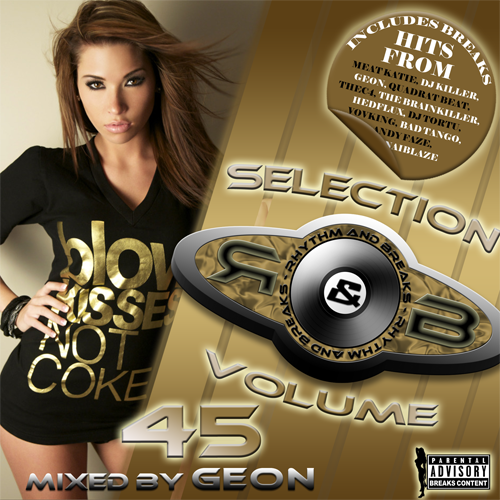 Rhythm & Breaks Selection 045 (12-07-2012) with Geon
