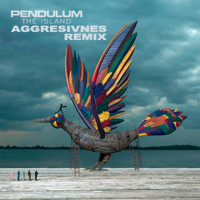Pendulum - The Island (Aggresivnes Remix)