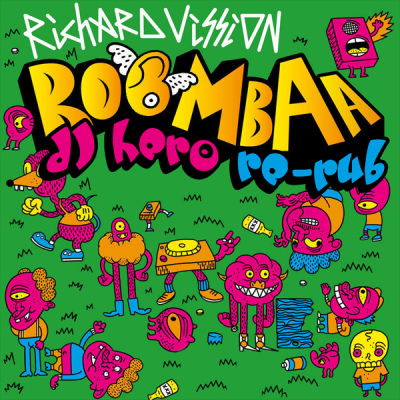 Richard Vission - Boombaa (DJ Hero Re-Rub)