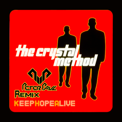 The Crystal Method – Keep Hope Alive (Peter Paul Remix)