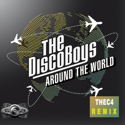 The Disco Boys - Around The World (thec4 Remix)