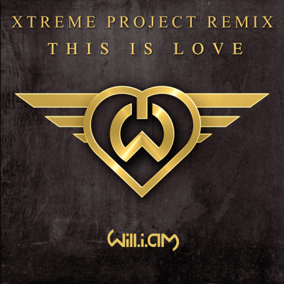 Will.i.am feat. Eva Simons – This Is Love (Xtreme Project Remix)