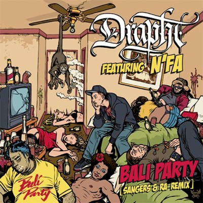 Drapht feat. N'FA - Bali Party (Sangers & Ra Remix)