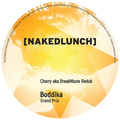Boddika - Grand Prix (Cherry aka BreakNtune Redub)