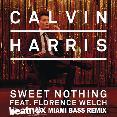 Calvin Harris feat. Florence Welch - Sweet Nothing (The Beatnox Miami Bass Remix)