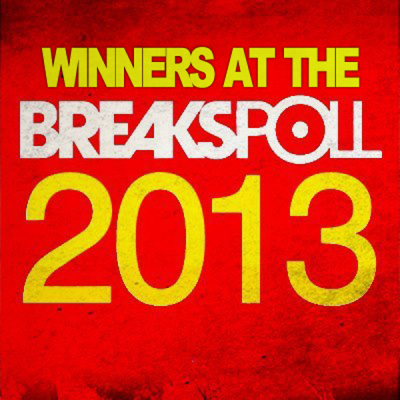 Breakspoll 2013 The 12th International Breakbeat Awards Winners