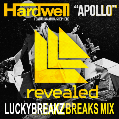 Hardwell feat. Amba Shepherd - Apollo (LuckyBreakz Breaks Mix)