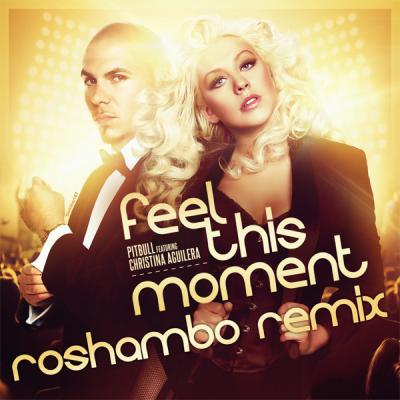 Pitbull feat. Christina Aguilera - Feel This Moment (RoShamBo Remix)