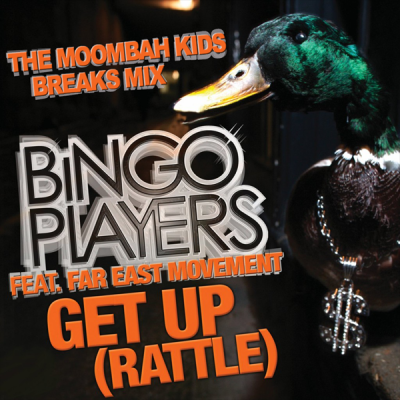 Bingo Players feat. Far East Movement - Get Up [Rattle] (The Moombah Kids Breaks Mix)