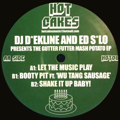 DJ D*ekline and Ed S*lo - Booty Pit ft. 'Wu Tang Sausage'